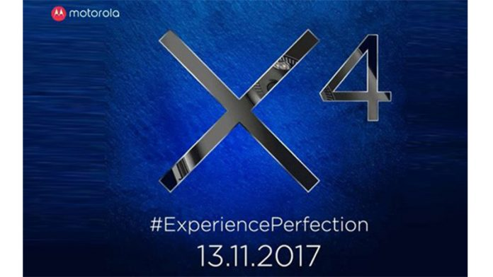 Motorola Moto X4 launch featured image