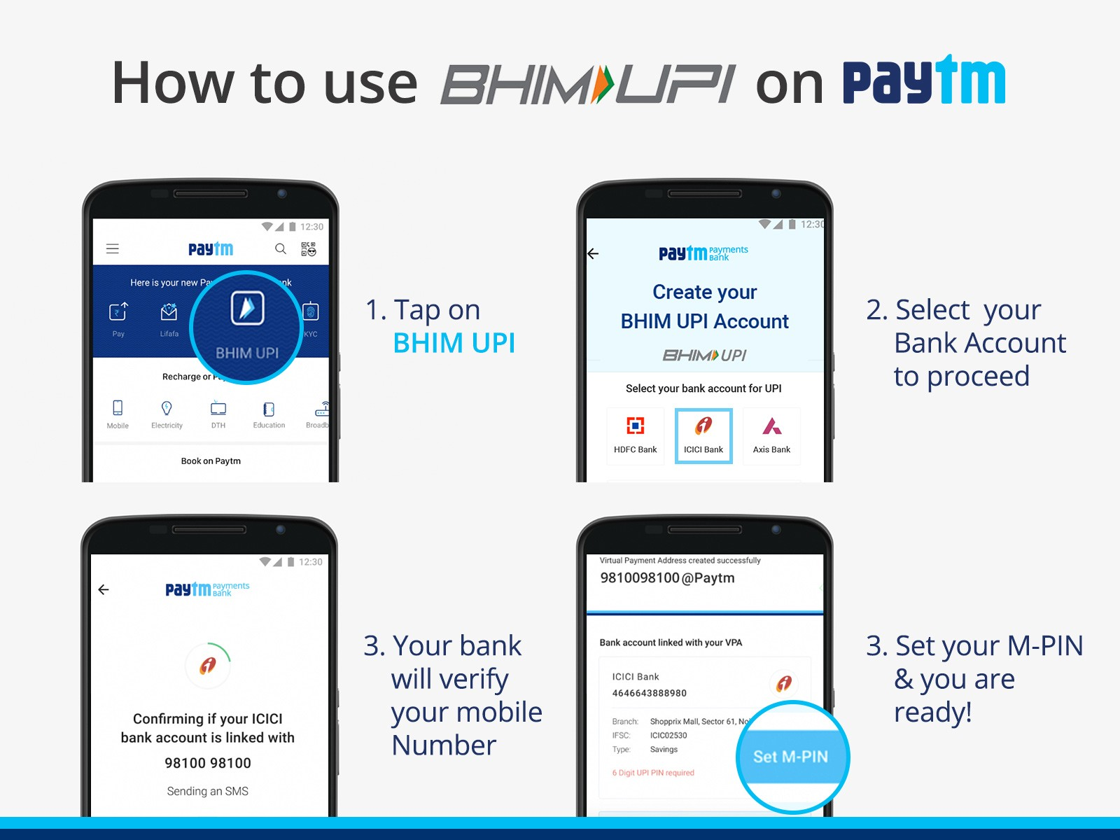 Paytm now has BHIM UPI: Here's how users, merchants can enable it