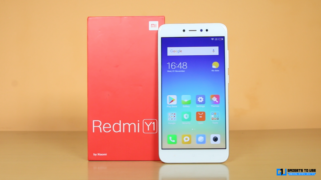 Xiaomi Redmi Y1 featured
