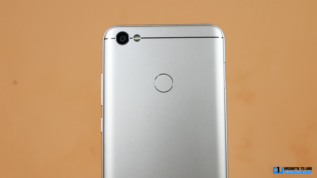 Xiaomi Redmi Y1 rear camera