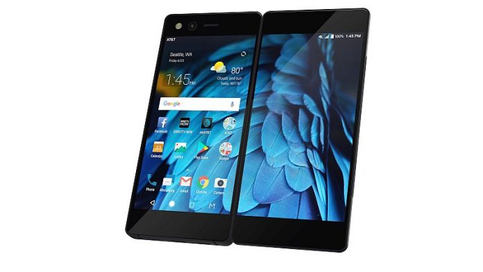 ZTE Exom M foldable smartphone featured