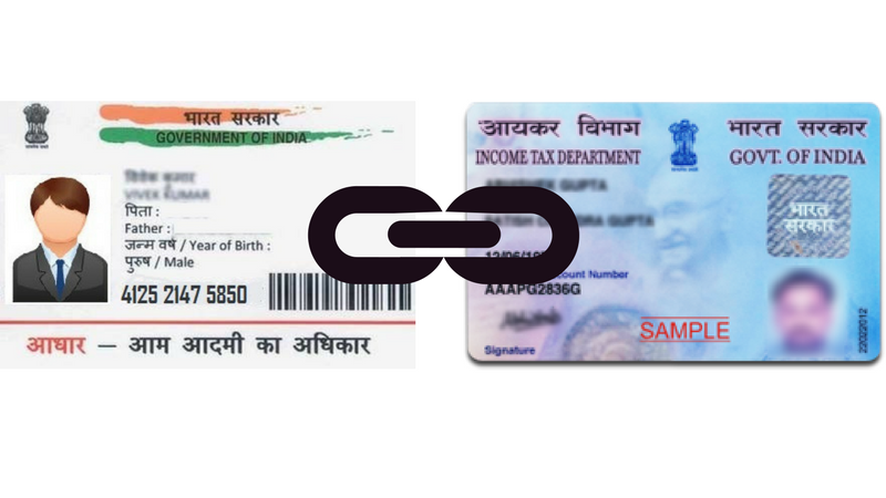 - Aadhaar PAN link - Aadhaar not needed for these services now; Here's everything you need to know