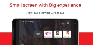 Airtel TV app featured
