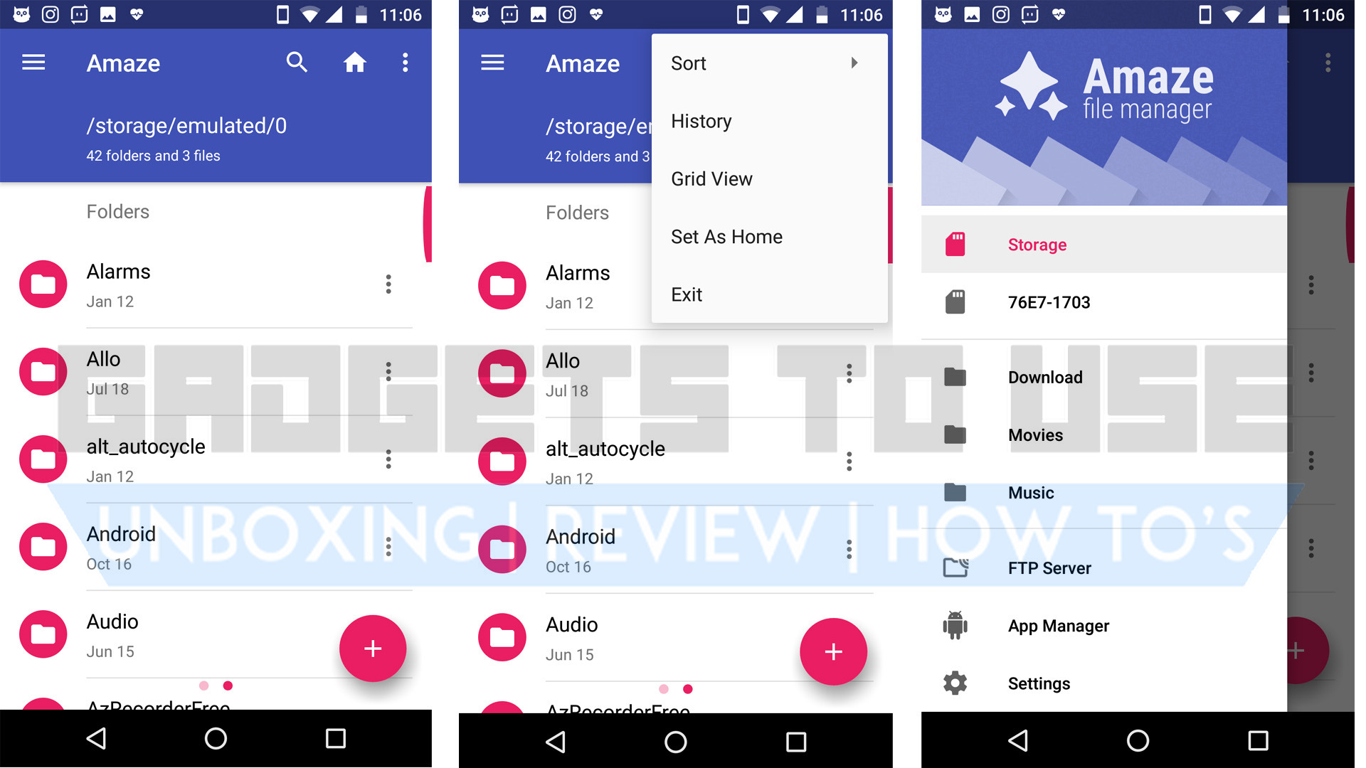 GTU list: Best file manager apps for Android in January 2018