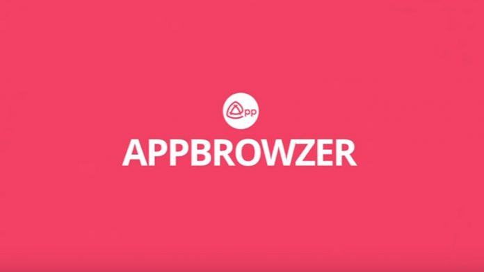 AppBrowzer lets you shop online, order food, book a cab and