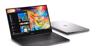 Dell XPS 13 featured