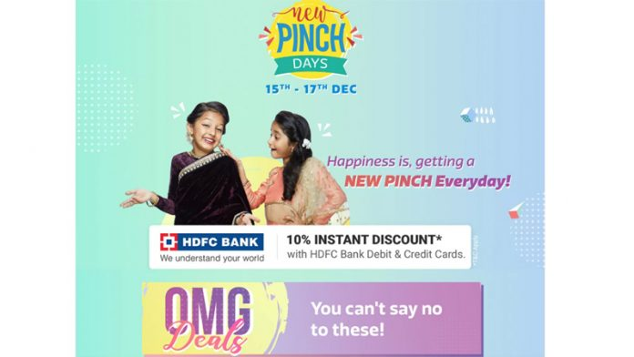 Flipkart New Pinch Days sale featured copy
