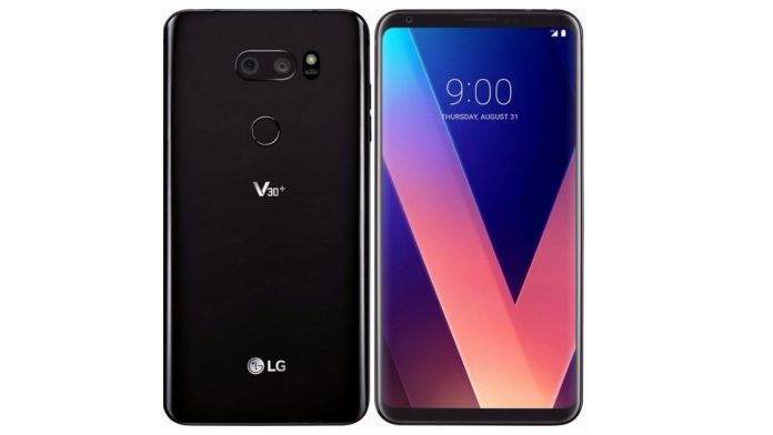 LG V30+ flagship launching in India on December 13th