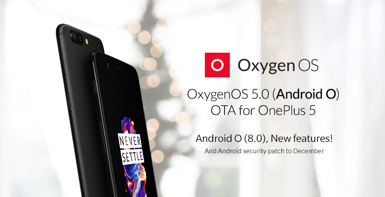 OnePlus 5 gets better with OxygenOS 5.0 update