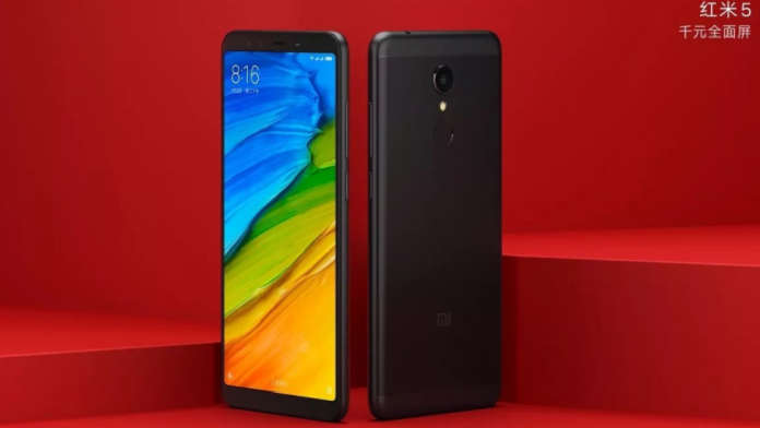 Xiaomi Redmi Note 5 With 18 9 Display And Front Led Flash: Xiaomi Redmi 5, Redmi 5 Plus Design Revealed: 18:9 Display