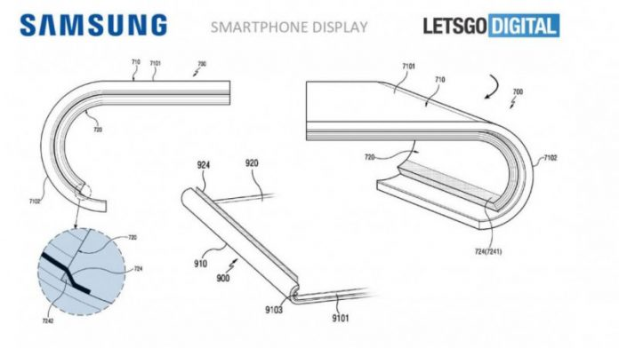 Samsung Folding display featured