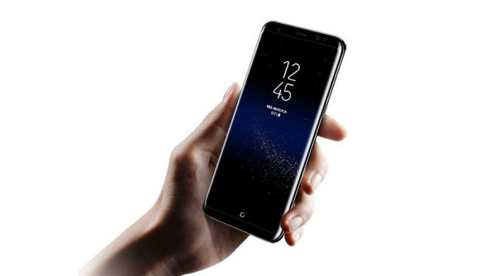 Samsung Galaxy S9 fingerprint