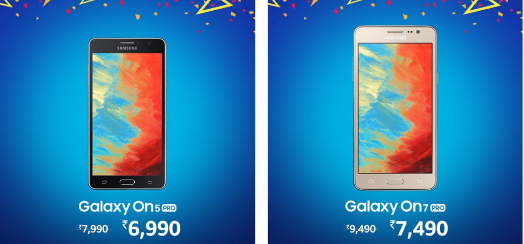Samsung Happy Hours Sale Amazon 1