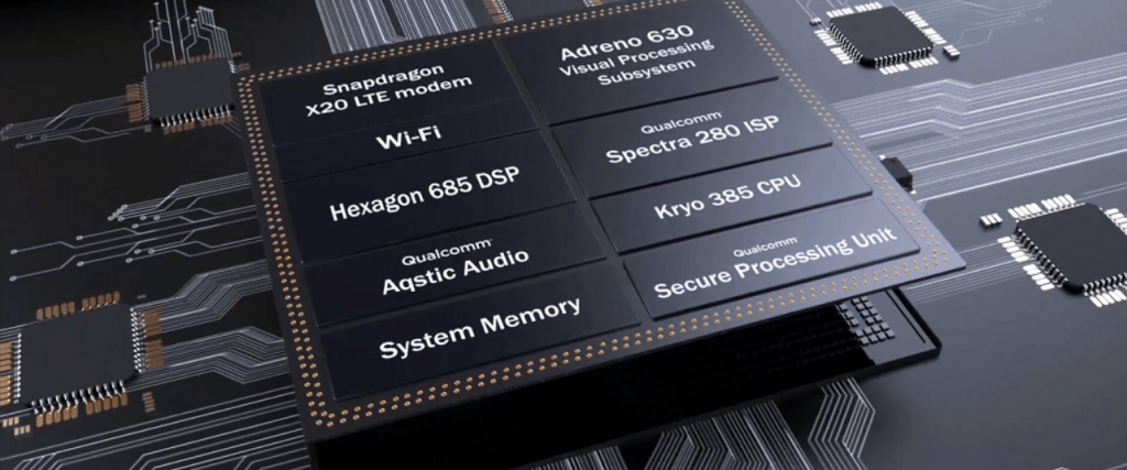 Snapdragon 845 features