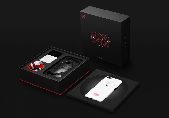 OnePlus rolls out OnePlus 5T Star Wars Limited Edition