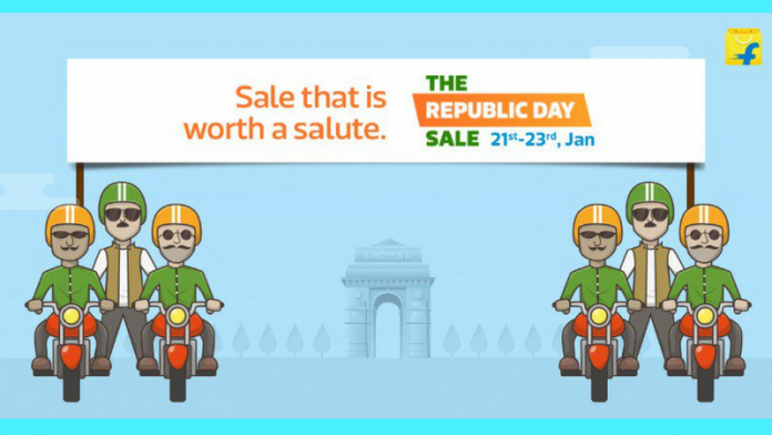 Flipkart Republic Day Sale Offers to Counter Amazon Great Indian Sale
