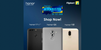 Honor Blockbusters Days Sale