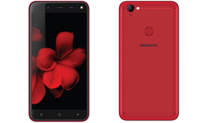 Karbonn Titanium Frames S7 with 13MP selfie camera launched
