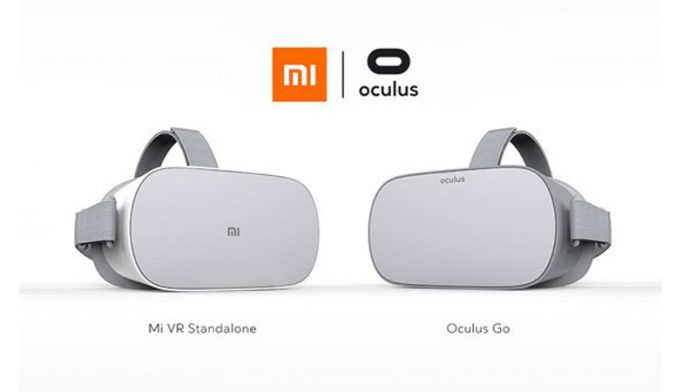 Xiaomi Will Build The New Oculus Go Vr That Will Go On