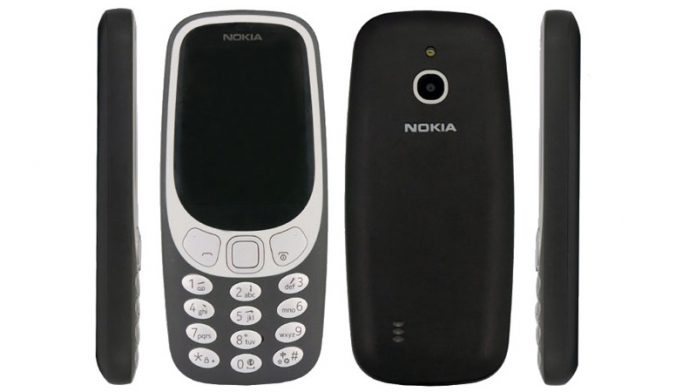 Nokia 3310 featured rumour