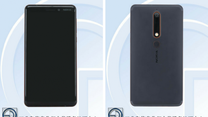 Nokia 6 (2018) TENAA listing reveals that it will not feature an 18:9 display - Nokia 6 2018 696x392 - Nokia 6 (2018) TENAA listing reveals that it will not feature an 18:9 display