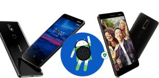 Nokia 7 and Nokia 6 (2018) Android 8.0 Oreo