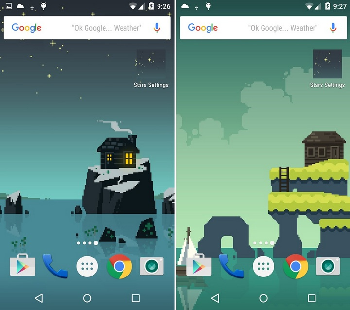 5 Best Pixelated Live Wallpapers To Install On Android 80