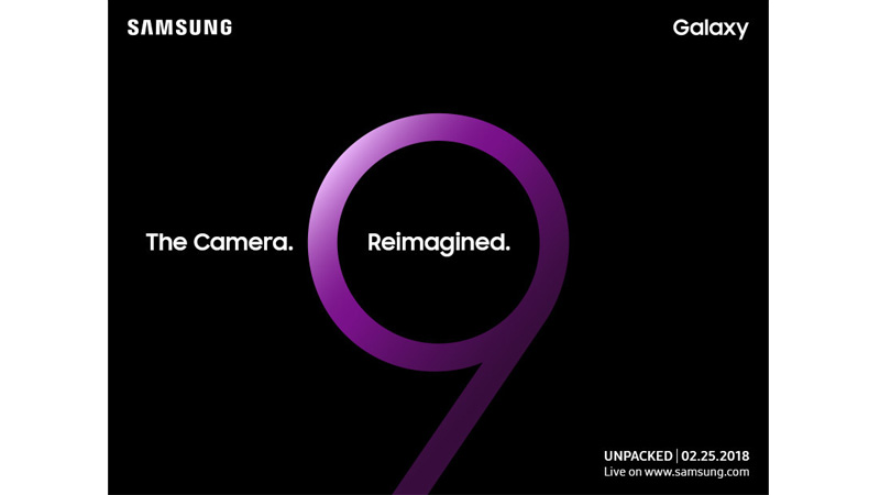 Samsung Galaxy S9 featured