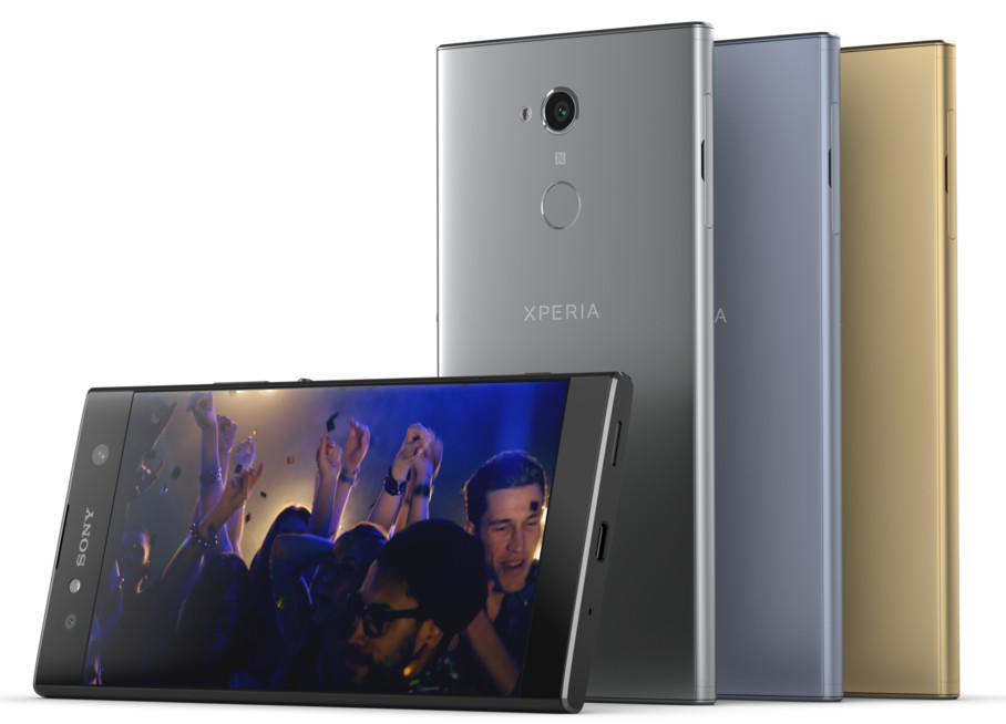 sony xperia xa2 ultra launched with dual selfie cameras android 8 0 oreo. Black Bedroom Furniture Sets. Home Design Ideas