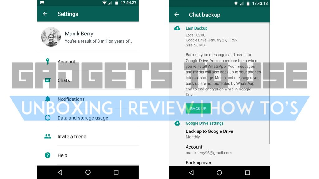 WhatsApp Tips and Tricks 1