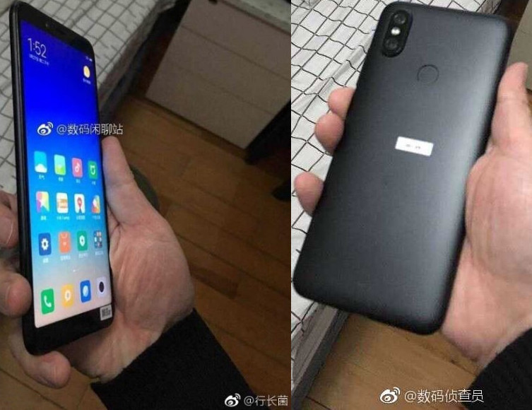 The Successor Of Xiaomi Mi A1 Has Apparently Arrived In Leaked Images Phone Been Dubbed As 6X Currently Is Selling