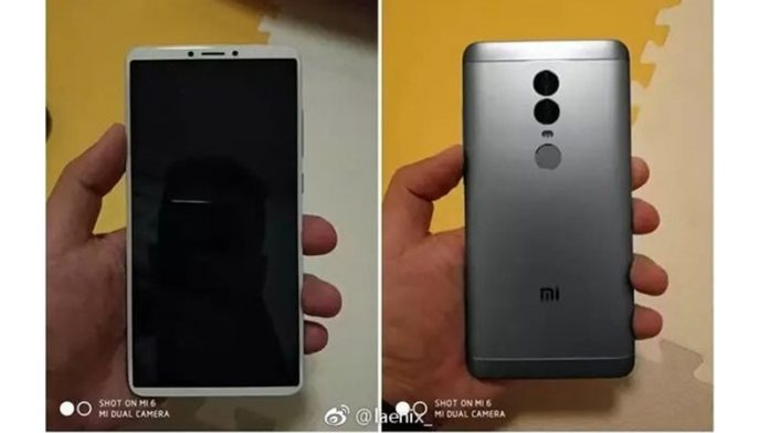Xiaomi Redmi Note 5 leaks featured