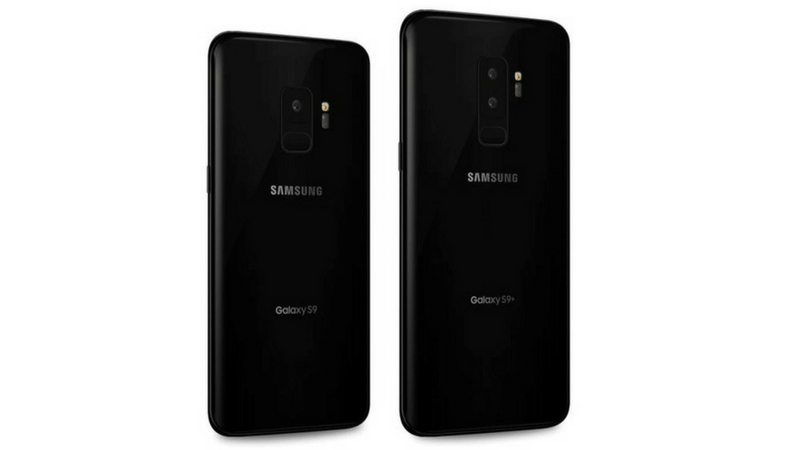 Samsung Galaxy S9 S9 Plus