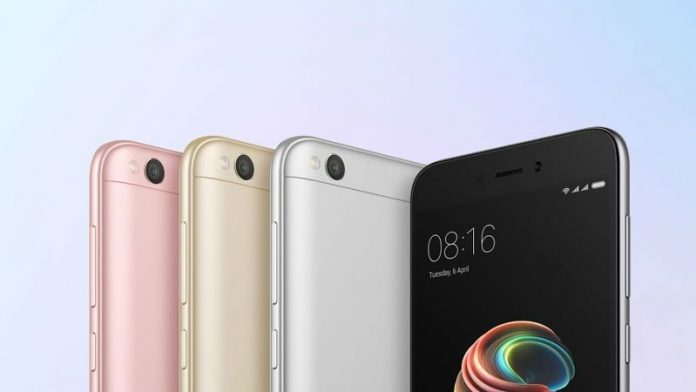 Xiaomi Redmi 5A Rose Gold variant coming to India tomorrow, hints teaser