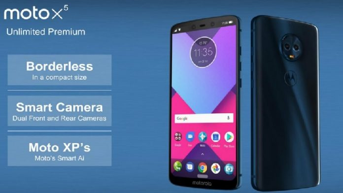 Moto's Upcoming Z3, G6, and X5 Smartphones Leak