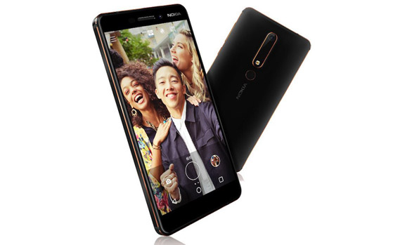 HMD Announces Nokia 6 (2018) With Upgraded Specs