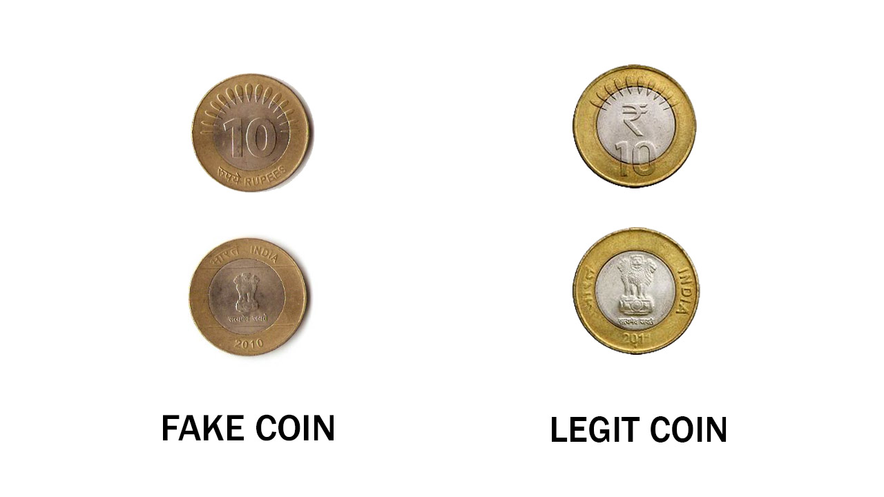 10 rs coin difference