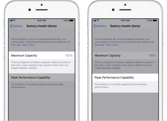 Apple says iPhone Owners can Disable 'Power Management