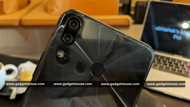 Asus Zenfone 5 back  - Asus Zenfone 5 1 - Asus ZenFone 5Z Full Specs, Features, Expected Price and FAQ