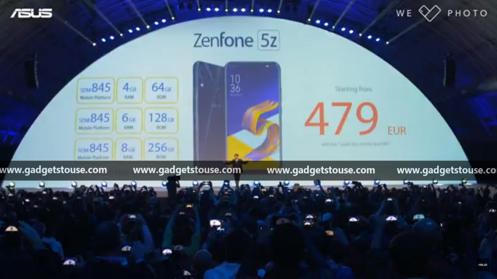 Asus Zenfone 5 variants  - Asus Zenfone 5 3 1024x576 - Asus ZenFone 5Z Full Specs, Features, Expected Price and FAQ