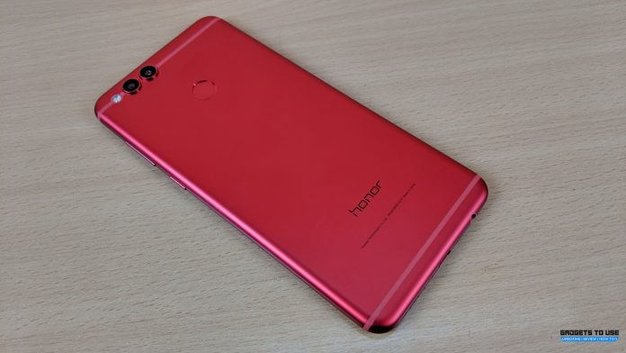 Honor 7X Red Limited Edition Perfect Gift This Valentine