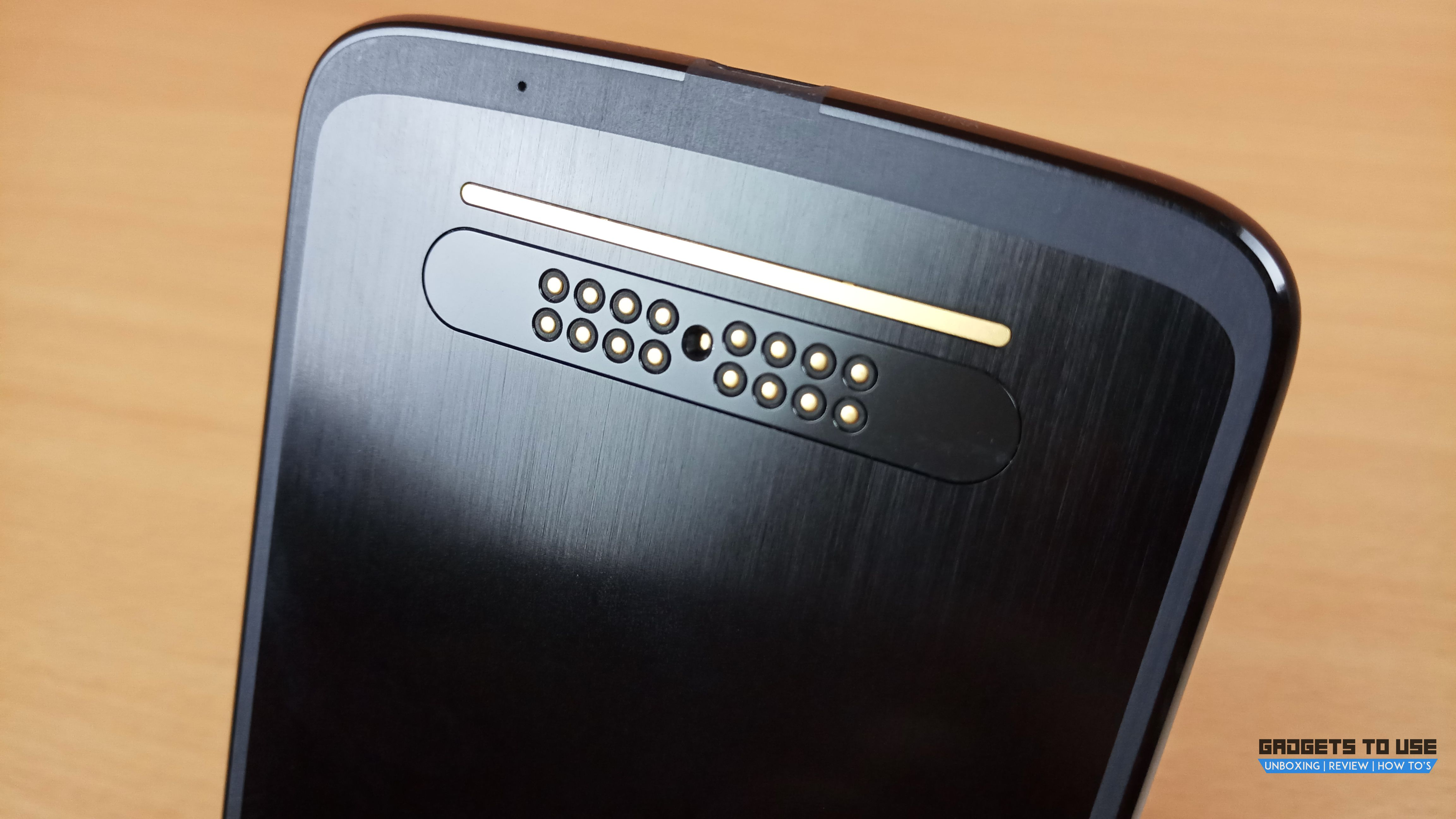 Moto Z2 Force hands on overview: Is the force strong with ...