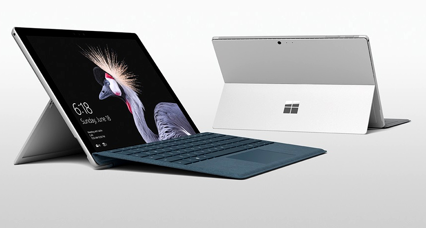 Microsoft Surface Pro fifth-gen