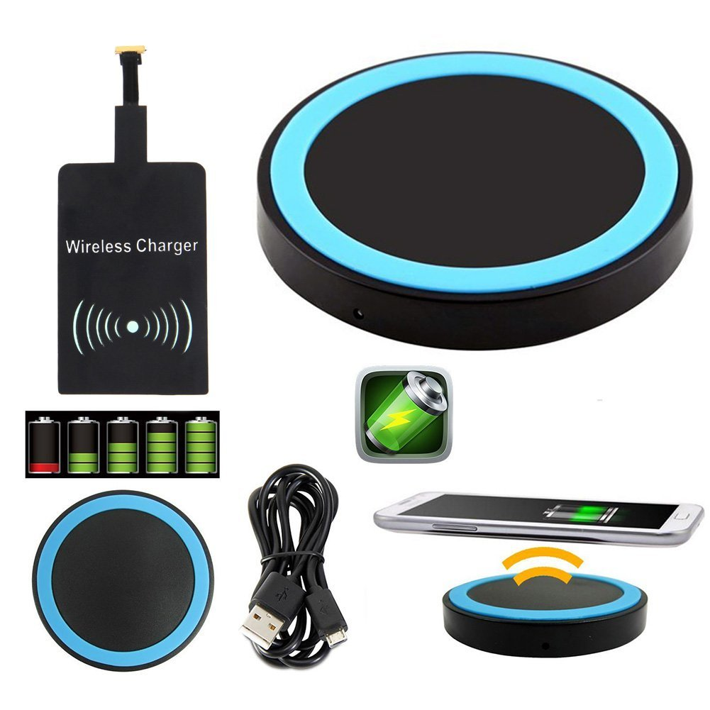 Rrimin BlackQi Wireless Charger