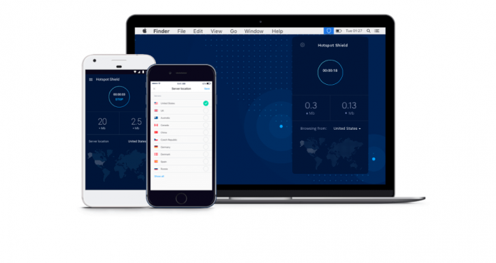 Hotspot Shield VPN featured