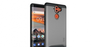 Nokia 9 leaked case
