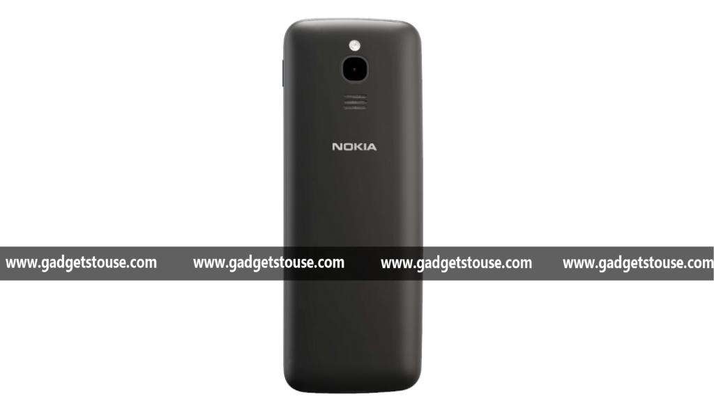 Nokia 8110 4G back