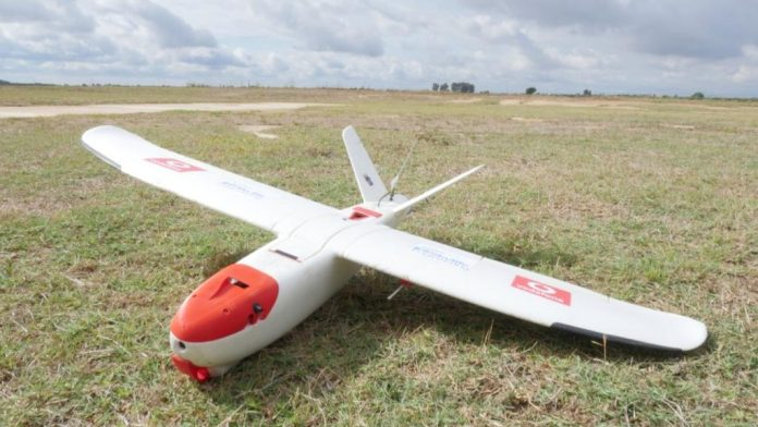 Vodafone to trial air traffic control system for drones