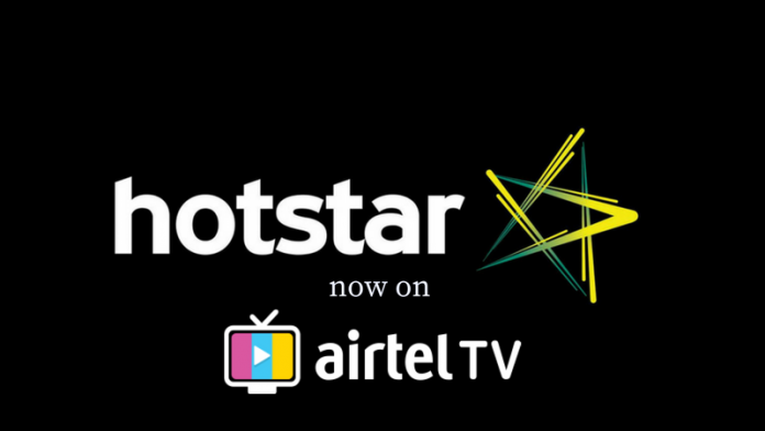 Airtel ties up with Hotstar to stream digital content