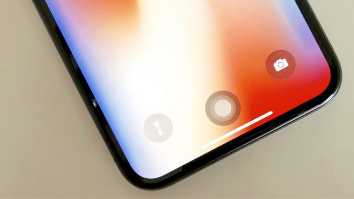Home button iPhone X